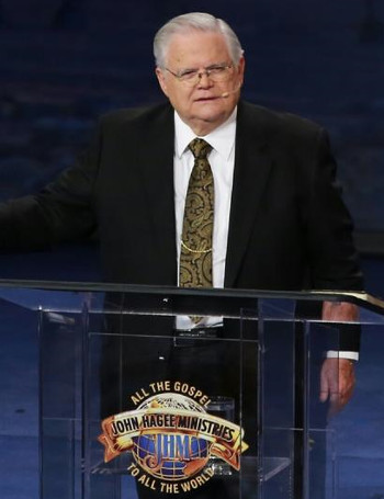 A Review of John Hagee's 'Four Blood Moons' by James Shupp